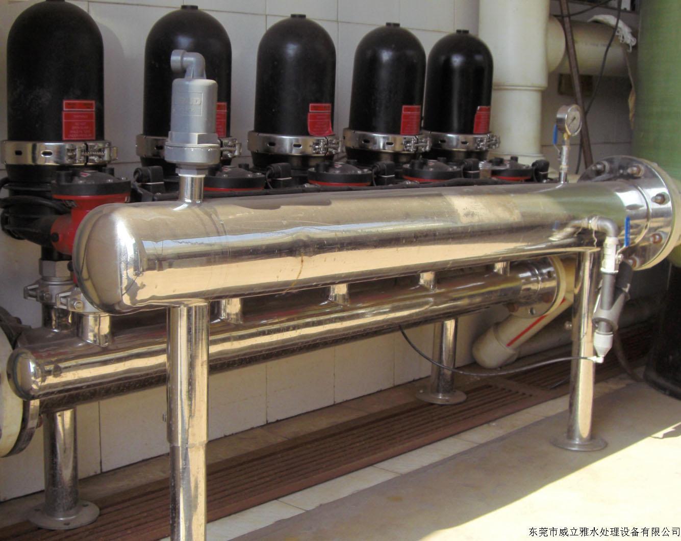 叠片过滤器的原理和应用